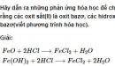 Bài 2 trang 202 SGK hóa học 12 nâng cao