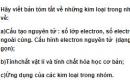 Bài 4 trang 219 SGK hóa học 12 nâng cao