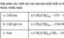 Bài 8 trang 23 sách Giáo khoa Hóa học 12 Nâng cao