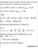 Câu 2 trang 134 SGK Hóa học 11 Nâng cao