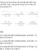 Câu 3 trang 142 SGK Hóa học 11 Nâng cao