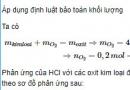Bài 9 trang 226 SGK hóa học 12 nâng cao