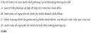 Câu 3 trang 273 SGK Vật Lý 12 Nâng cao