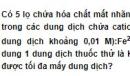 Bài 2 trang 233 sách giáo khoa hóa học 12 nâng cao
