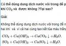 Bài 2 trang 239 sách giáo khoa hóa học 12 nâng cao