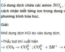 Bài 3 trang 236 sách giáo khoa hóa học 12 nâng cao.