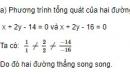 Bài 11 trang 84 SGK Hình học 10 Nâng cao