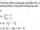 Bài 12 trang 84 SGK Hình học 10 Nâng cao
