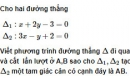 Bài 20 trang 90 SGK Hình học 10 Nâng cao
