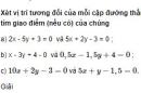 Bài 6 trang 80 SGK Hình học 10 Nâng cao