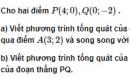 Bài 4 trang 80 SGK Hình học 10 nâng cao