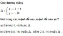 Bài 7 trang 83 SGK Hình học 10 Nâng cao