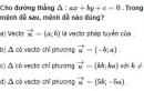Bài 8 trang 84 SGK Hình học 10 Nâng cao