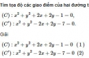 Bài 29 trang 96 SGK Hình học 10 Nâng cao