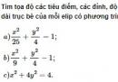 Bài 31 trang 103 SGK Hình học 10 Nâng cao