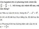 Bài 36 trang 108 SGK Hình học 10 Nâng cao