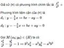 Bài 40 trang 109 SGK Hình học 10 Nâng cao