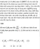 Câu 9* trang 182 SGK Hóa học 11 Nâng cao
