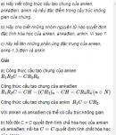 Câu 4 trang 182 SGK Hóa học 11 Nâng cao