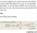Câu 4 trang 196 SGK Hóa học 11 Nâng cao