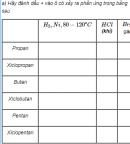 Câu 5 trang 153 SGK Hóa học 11 Nâng cao