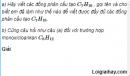 Câu 6 trang 153 SGK Hóa học 11 Nâng cao