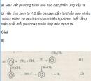 Câu 6 trang 196 SGK Hóa học 11 Nâng cao