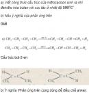 Câu 9 trang 165 SGK Hóa học 11 Nâng cao