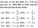 Bài 15 trang 122 SGK Hình học 10 Nâng cao