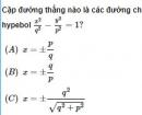Bài 20 trang 123 SGK Hình học 10 Nâng cao