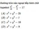 Bài 21 trang 123 SGK Hình học 10 Nâng cao