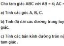 Bài 3 trang 127 SGK Hình học 10 nâng cao