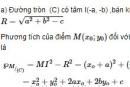 Bài 7 trang 119 SGK Hình học 10 nâng cao