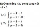 Bài 6 trang 121 SGK Hình học 10 Nâng cao