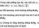 Bài 7 trang 127 SGK Hình học 10 nâng cao