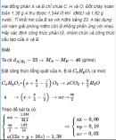 Câu 4 trang 224 SGK Hóa học 11 Nâng cao