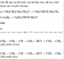 Câu 7 trang 219 SGK Hóa học 11 Nâng cao