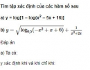 Câu 11 trang 213 SGK Giải tích 12 Nâng cao