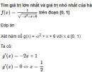 Câu 5 trang 212 SGK Giải tích 12 Nâng cao