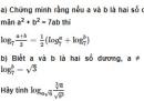 Câu 7 trang 212 SGK Giải tích 12 Nâng cao