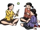 Chính tả bài Chơi chuyền trang 10 SGK Tiếng Việt 3 tập 1