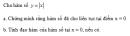Câu 14 trang 195 SGK Đại số và Giải tích 11 Nâng cao
