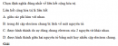 Bài 1 trang 75 SGK Hóa học 10 Nâng cao