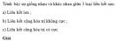 Bài 2 trang 95 SGK Hóa học 10 Nâng cao