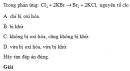 Bài 2 trang  103 SGK Hóa học 10 Nâng cao