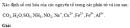 Bài 5 trang 90 SGK Hóa học 10 Nâng cao