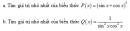 Câu 3 trang 223 SGK Đại số và Giải tích 11 Nâng cao