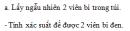 Câu 9 trang 224 SGK Đại số và Giải tích 11 Nâng cao