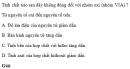Bài 2 trang 157 SGK Hóa học 10 Nâng cao