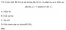 Bài 2 trang 202 SGK Hóa học 10 Nâng cao